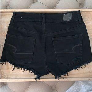 American Eagle Outfitters Shorts - American Eagle black denim shorts